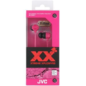 JVC In-ear Ha-fx102 Roze