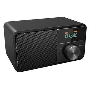 Sangean DDR-7 DAB+ Radio Hout/Zwart