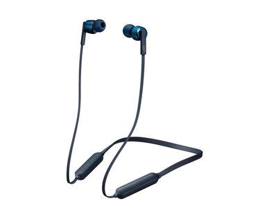 JVC In Ear Ha-fx45 Blueto. Bl