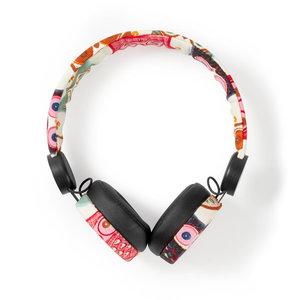 Nedis HPWD4102BK Bedrade Koptelefoon 1,2 M Ronde Kabel On-ear Uil Zwart