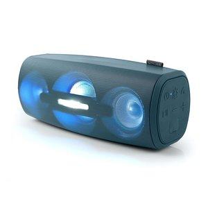 Muse M-930DJ Bluetooth Speaker met Licht Groen