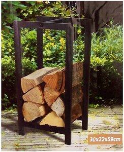 Houtopslagstandaard - 30x22x59cm