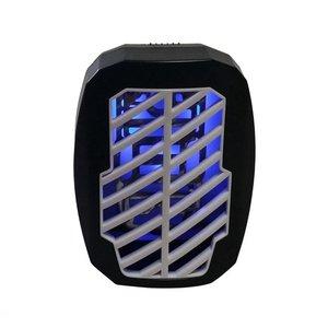 Isotronic UV Insectenlamp op Batterijen Zwart/Wit