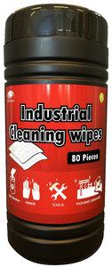 Industriële reinigingsdoekjes 20x30cm (80 stuks)