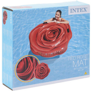 Intex Luchtbed - Roos - 137x132cm