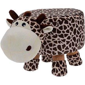 Kinderkruk - 25 cm hoog - giraffe